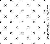 vector seamless pattern ...   Shutterstock .eps vector #241497295