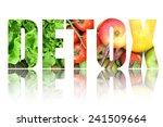 detox  | Shutterstock . vector #241509664