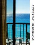 Balcony Overlooking Gulf Of...