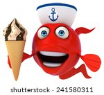 fun fish   Shutterstock . vector #241580311