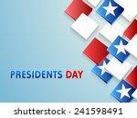 happy presidents day...   Shutterstock .eps vector #241598491