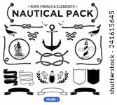 Vector Pack Of Nautical...