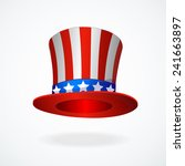Uncle Sam's Hat Vector. 4 Of...