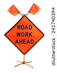 Road Work Ahead   American Roa...