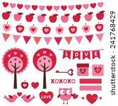 Valentine's Day Vector Design...