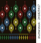 tribal ethnic.designs for... | Shutterstock .eps vector #241825417