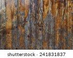 Old Wooden Slats