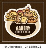 bakery icon | Shutterstock .eps vector #241855621
