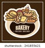 bakery icon | Shutterstock .eps vector #241855621