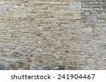 Stone Wall   San Gimignano ...