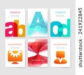 brochure. flyer  brochure...