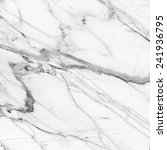 white marble texture background ...   Shutterstock . vector #241936795