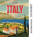 Visit Italy Vintage Travel...