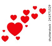 Red Hearts. A Collection Of...