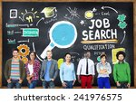 ethnicity business people... | Shutterstock . vector #241976575