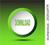 download. plastic button....