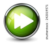 media player button | Shutterstock . vector #242019571