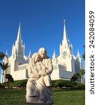 Modern White Church