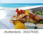 Mixed Seafood Plate By A...