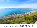 a view of upper rock and... | Shutterstock . vector #242272411