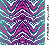 Seamless Vector Bright Colors...