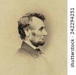 President Abraham Lincoln  180...