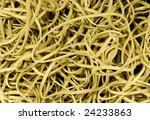 lots of rubber bands | Shutterstock . vector #24233863