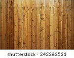 Wood Fence Backdrop. Raw Wood...