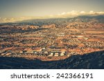 Banning California Panorama An...