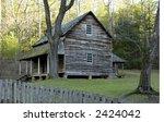 Tipton House - stock photo