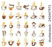 vector illustration of... | Shutterstock .eps vector #242447971