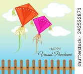 vector illustration of... | Shutterstock .eps vector #242532871