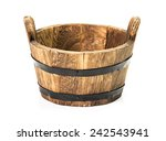 Traditional Wooden Bucket...