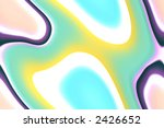 abstract composition  mixed... | Shutterstock . vector #2426652