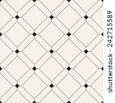 vector seamless pattern. modern ...   Shutterstock .eps vector #242715589