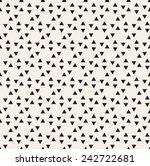seamless pattern. modern... | Shutterstock .eps vector #242722681