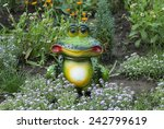 Garden Decoration   Frog