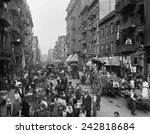 Mulberry Street in New York City