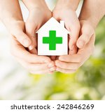 care  help  charity and people... | Shutterstock . vector #242846269