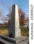 The Grave Of Thomas Jefferson...