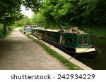 Narrow Boat On The Kennet And...