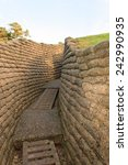 The Trenches Of The Battlefiel...