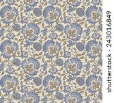 Flowers Seamless Pattern   Fo...
