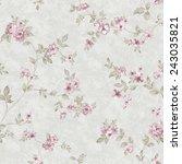 Flowers Seamless Pattern   Fo...
