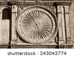Ancient Astronomical Clock In...