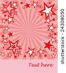 star background | Shutterstock .eps vector #24308050