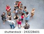 ho chi minh  vietnam   july 15  ... | Shutterstock . vector #243228601