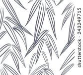 leaf pattern | Shutterstock .eps vector #243249715