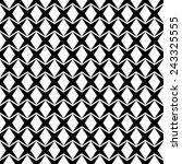 black and white geometric... | Shutterstock .eps vector #243325555