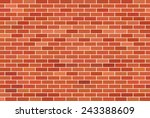 Brown Brick Wall Background  ...